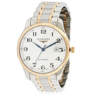 Longines Master Collection Two-Tone Automatic Mens Watch