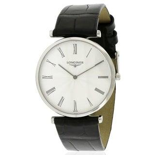 Longines La Grande Classique Leather Ladies Watch L47094712