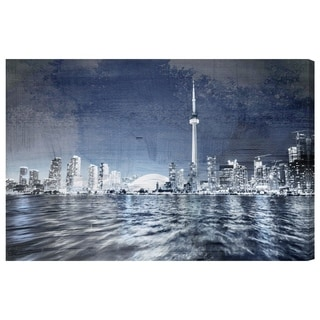 Oliver Gal 'The Great City' Canvas Art