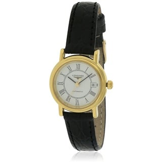 Longines Presence Ladies Watch L43212112
