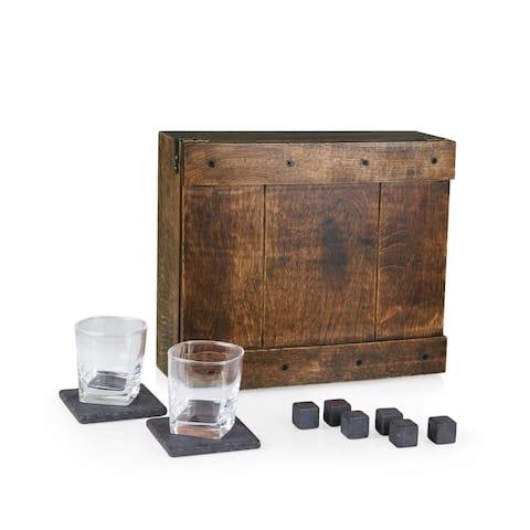 LEGACY® 'Whiskey Box' Gift Set