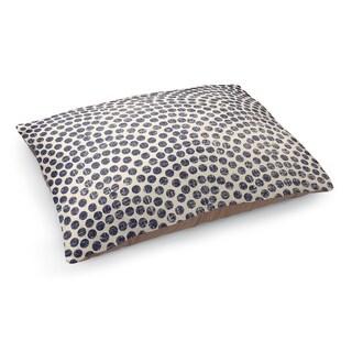 Kavka Designs Blue/Ivory Rio Pet Bed By Terri Ellis