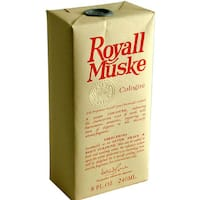 Royall Muske Men's 8-ounce Aftershave Lotion