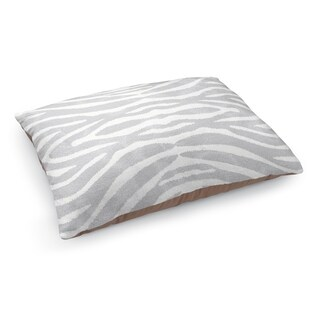 Kavka Designs Grey/White Safari Pet Bed