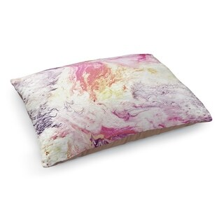 Kavka Designs Pink/Yellow/Purple Cosmos Pet Bed By Pip & Lulu