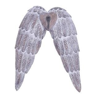 11X10X7 Wings Wall Sculpture