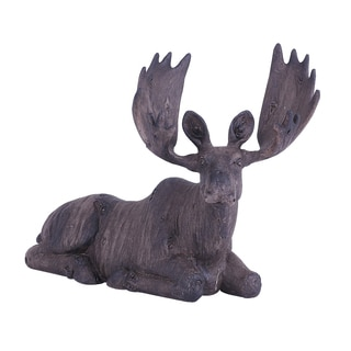 14X10X7 Moose Figurine