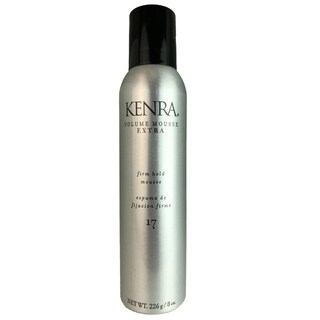 Kenra 8-ounce Volume Mousse Extra 17