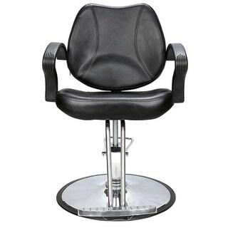 BarberPub Classic Hydraulic Salon Beauty Spa Hair Styling Barber Chair