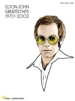 Elton John: Greatest Hits 1970-2002 (Paperback)