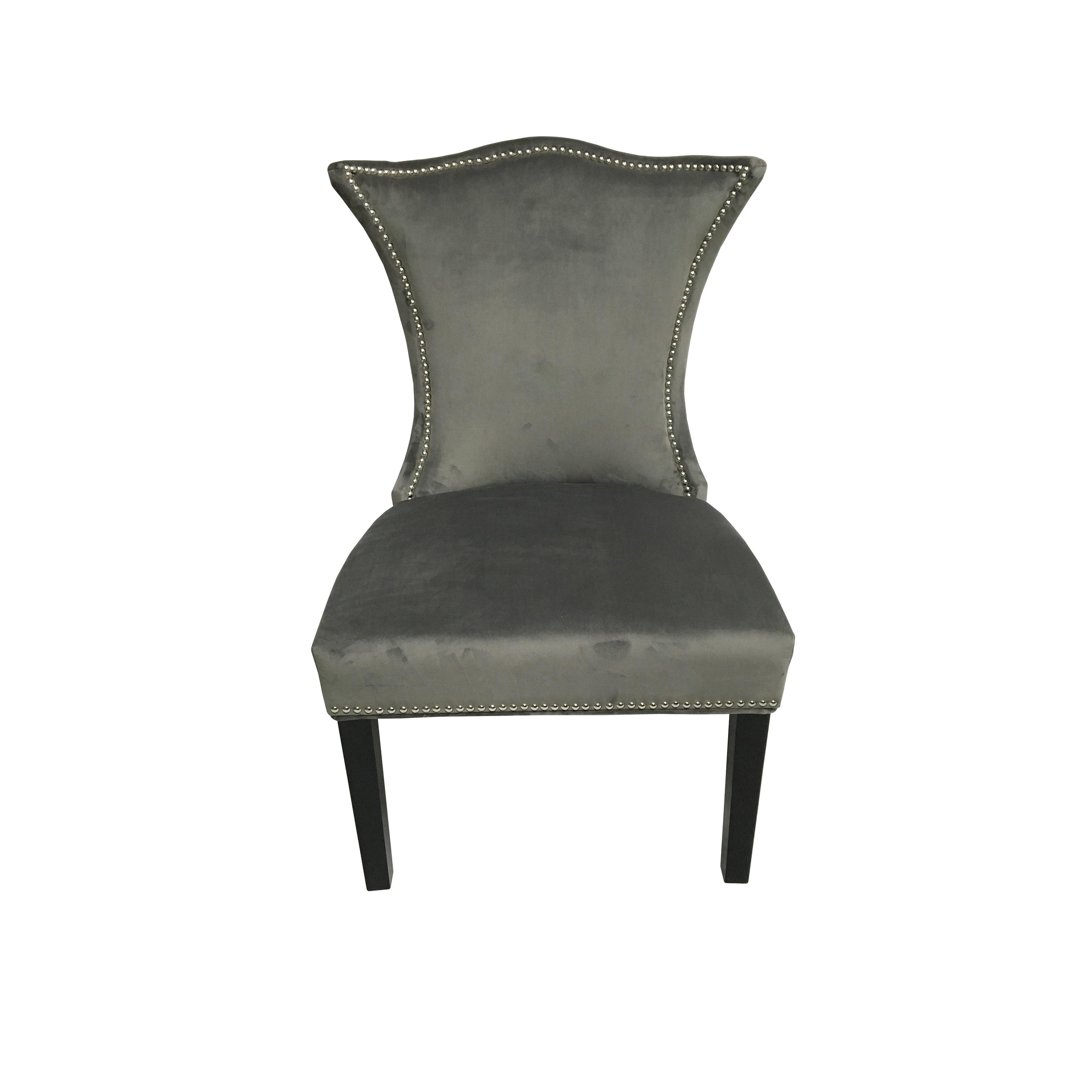 HD Couture Linda Chair Grey, China (Birch)