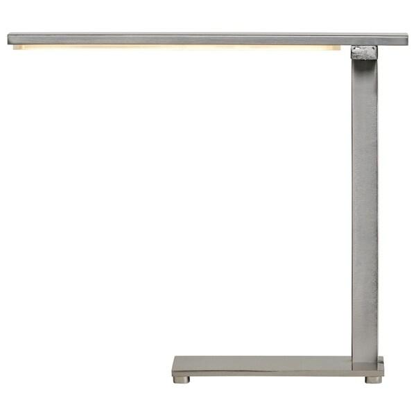 Renwil Corinna Satin Nickel Table Lamp