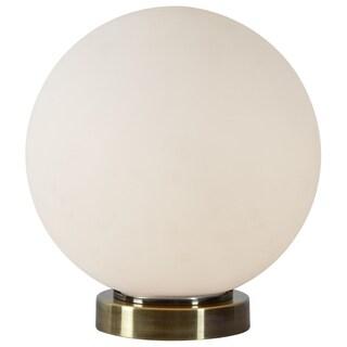 Renwil Beckham Antique Brass Table Lamp
