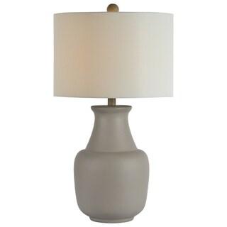 Renwil Laurel Grey Table Lamp