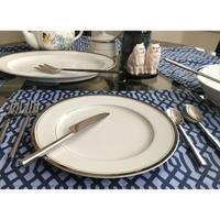 Inox Jason Design 5-piece Nascent Steel Flatware Set