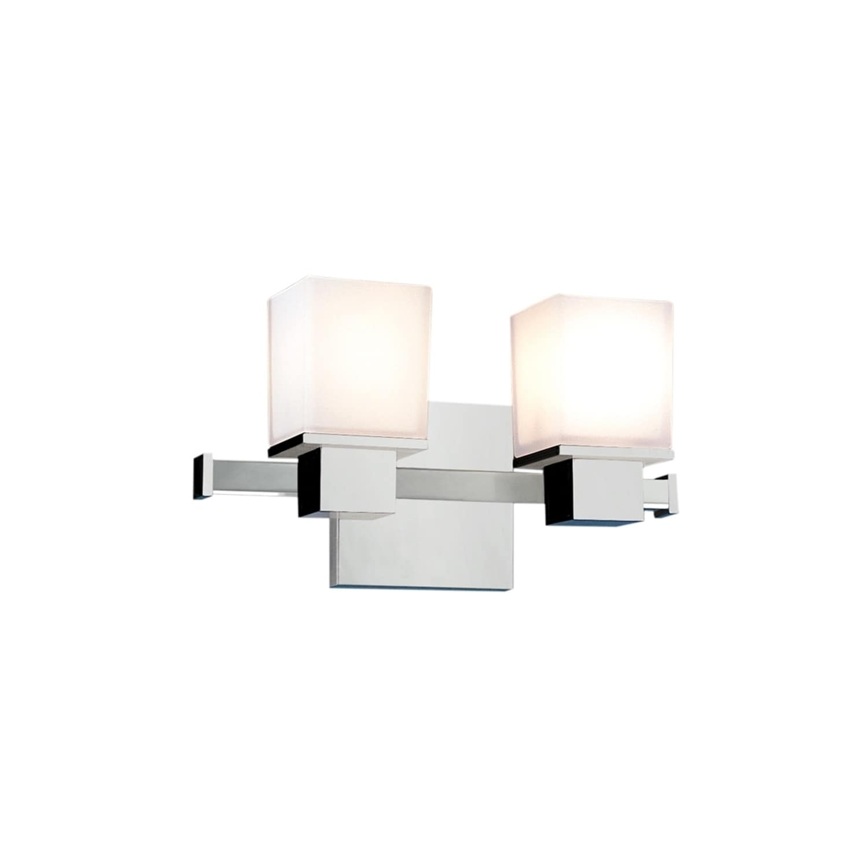 Hudson Valley Lighting Milford Polished Chrome Metal 2-li...