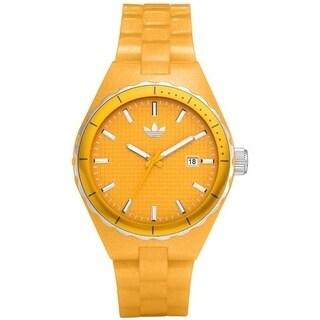 Adidas Cambridge Mini Yellow Paint Unisex Watch ADH2105