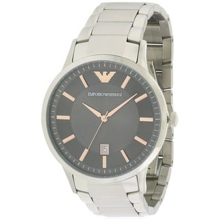 Emporio Armani Stainless Steel Mens Watch AR2514