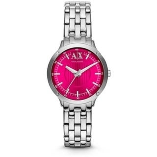 Armani Exchange Stainless Steel Ladies Watch AX5419