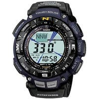Casio Triple Sensor Solar Pathfinder Digital Mens Watch PAG240B-2