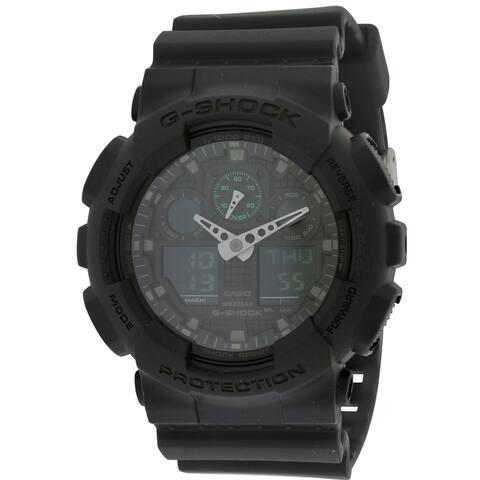 Casio G-Shock Military Mens Watch GA100MB-1ACR