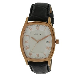 Fossil Ansel Leather Mens Watch FS4739