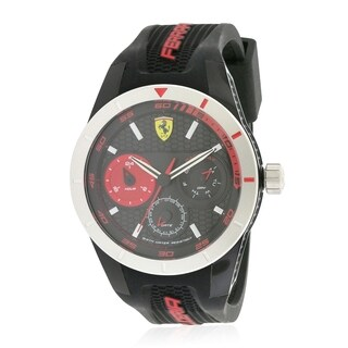 Ferrari Scuderia Redrav Mens Watch