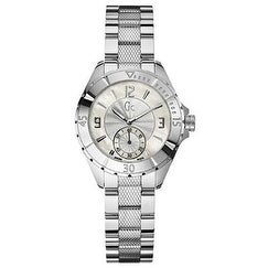Guess Collection GC Ladies Watch G58001L1, Mother of Pear...