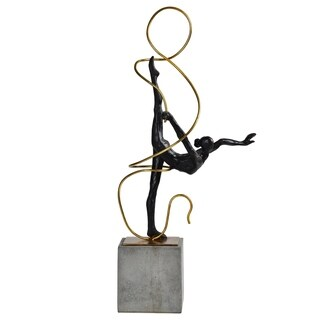 Renwil Jax Golden Statue