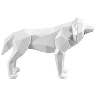 Renwil Kora Glossy White Statue
