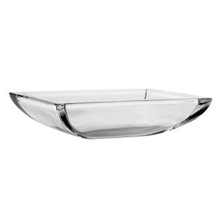 "Rectangular Crystal Soap Dish, 5.75"" L"