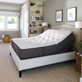 Sealy Response Performance 125 Inch Cushion Firm California King Size Gel Memory Foam Ease