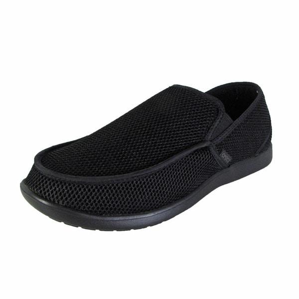 6f8dd4dccd40b Shop Crocs Mens Santa Cruz Rx Slip On Loafers - Free Shipping Today ...