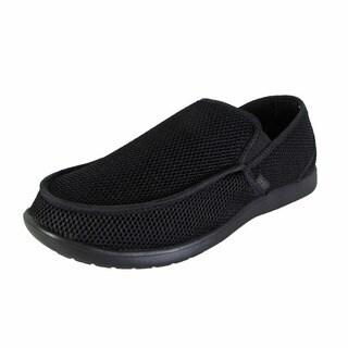 Crocs Mens Santa Cruz Rx Slip On Loafers