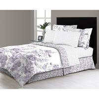 Freida 6 - 8 Piece Complete Bed in a Bag Set