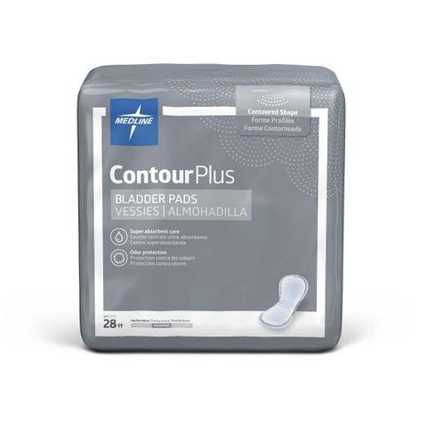Capri Plus Maxi Bladder Control Pads (Pack of 168)