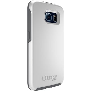 OtterBox 77-51218 Symmetry Series Case for Samsung Galaxy S6 - Frustration Free Packaging - Glacier