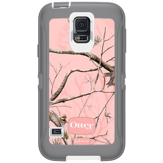 OtterBox 77-39528 Defender Series Case for Samsung Galaxy S5 - Frustration Free Packaging - AP Pink