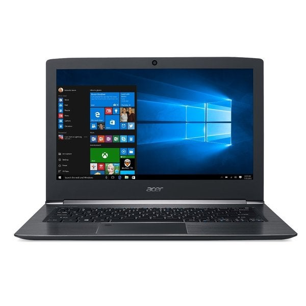 "Manufacturer Refurbished Acer 13.3"" Intel Core i7 2.7 GHz 8 GB Ram 256GB SSD Windows 10 Home"