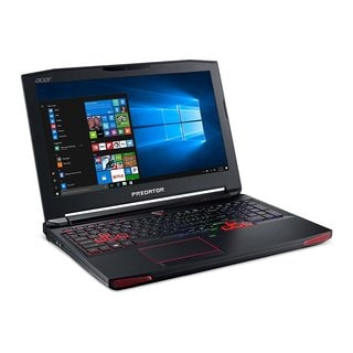 "Manufacturer Refurbished Acer 15.6"" Intel Core i7 2.6GHz 16 GB Ram 1 TB HDD + 256 GB SSD Windows 10 Home"