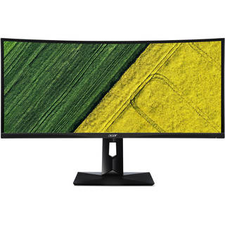 "Manufacturer Refurbished Acer 34"" Widescreen LCD Monitor Display UW-QHD 3440 x 1440 5 ms IPS 75 Hz"