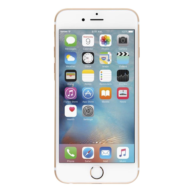 Apple iPhone 6S Plus Unlocked 64GB Gold - Refurbished 6SPLUS64WH-RB
