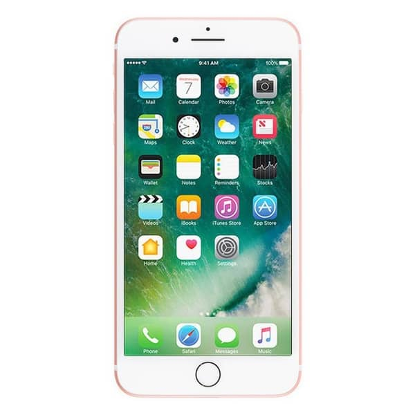 Shop Black Friday Deals On Refurbished A Grade Apple Iphone 7 Plus Unlocked 32gb Silver Overstock 17239794