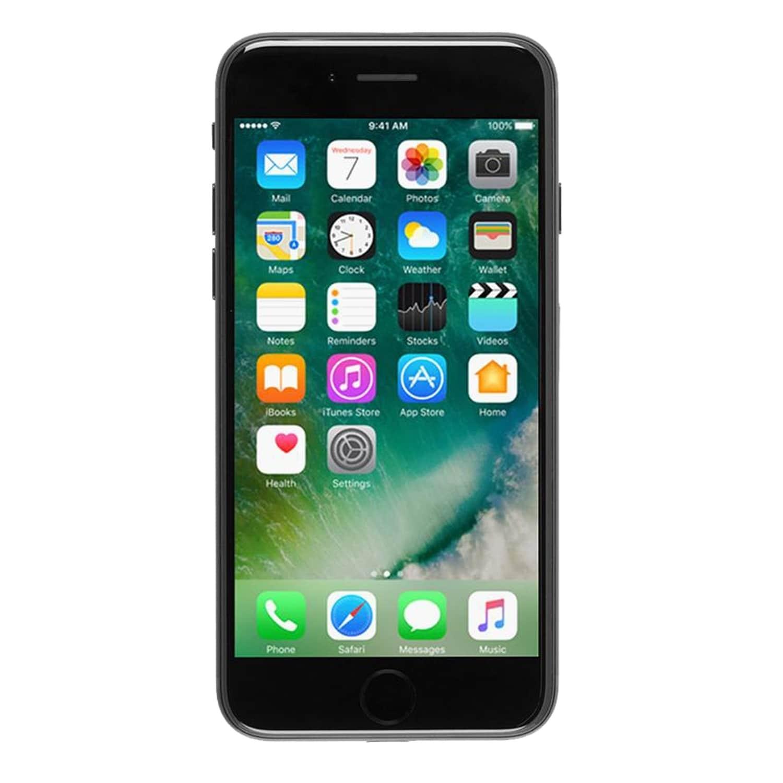 Refurbished A Grade APPLE IPHONE 7 UNLOCKED 128GB - BLACK - N/A 7128RG-RB
