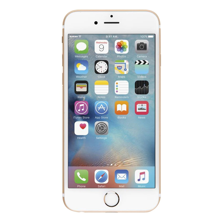 Apple iPhone 6S Plus Unlocked 16GB Gold - Refurbished 6SPLUS16BL-RB