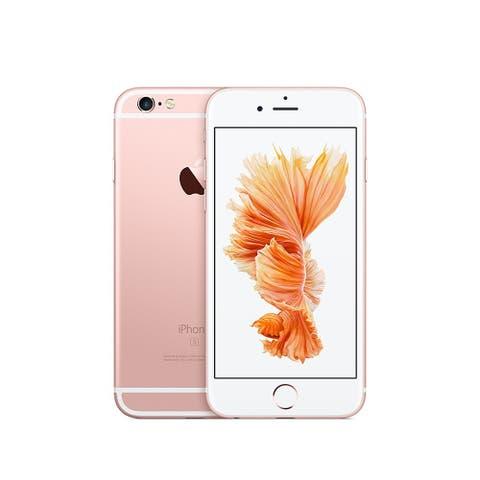 Apple iPhone 6S Unlocked 64GB Rose Gold - Refurbished