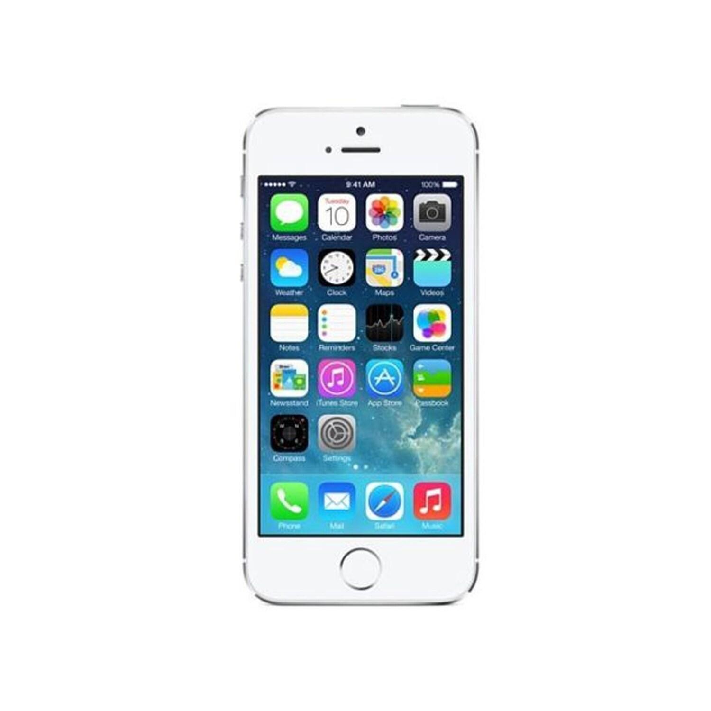 Apple iPhone 6 Unlocked 128GB Silver - Refurbished 6128SG-RB
