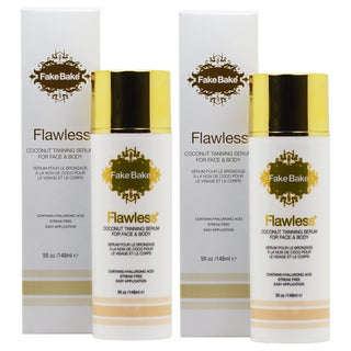 Fake Bake Flawless 5-ounce Coconut Tanning Serum (Pack of 2)