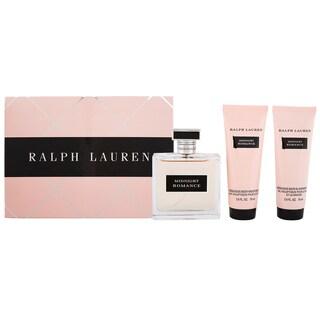 Ralph Lauren Midnight Romance Women's 3-piece Gift Set