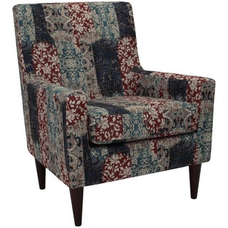 Sophie Geometric Accent Chair Free Shipping Today